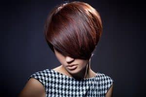 taglio di capelli corto anni sessanta