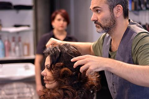 parrucchiere a sesto fiorentino Luciano Coppetti Trend Diffusion