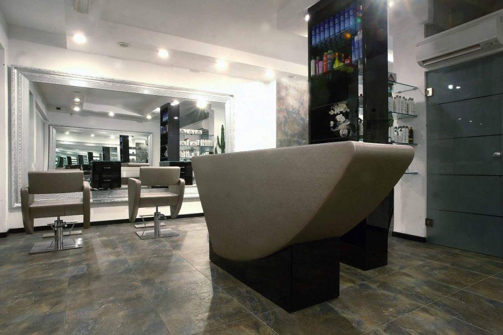 Parrucchiere sesto fiorentino Trend Diffusion by Luciano Coppetti salone interno