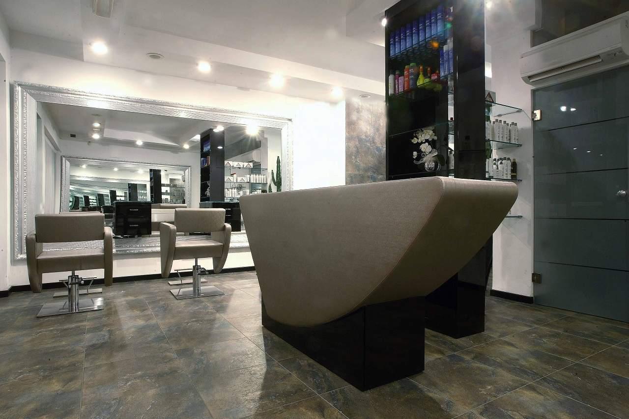 trend diffusion by Luciano Coppetti salone interno