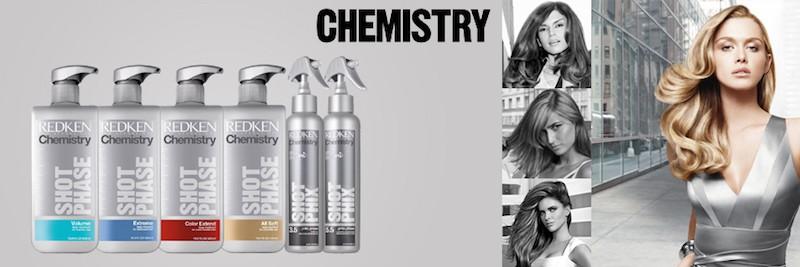 Banner Redken Chemistry